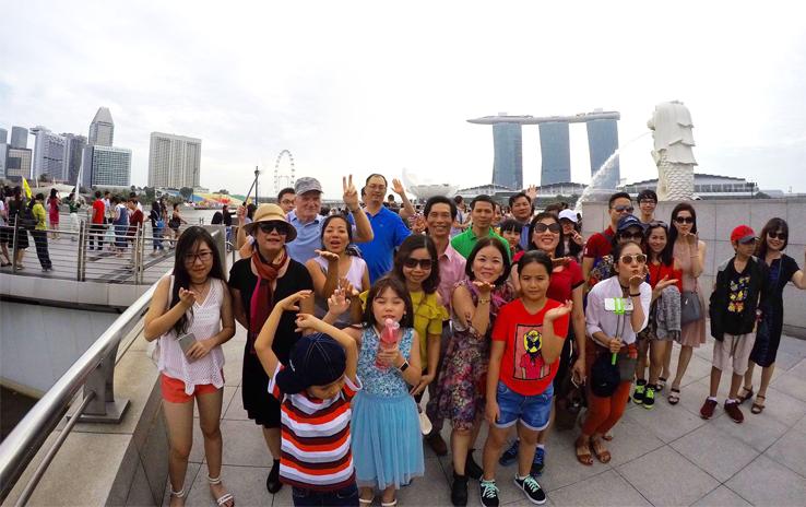 lưu ý khi sang Singapore