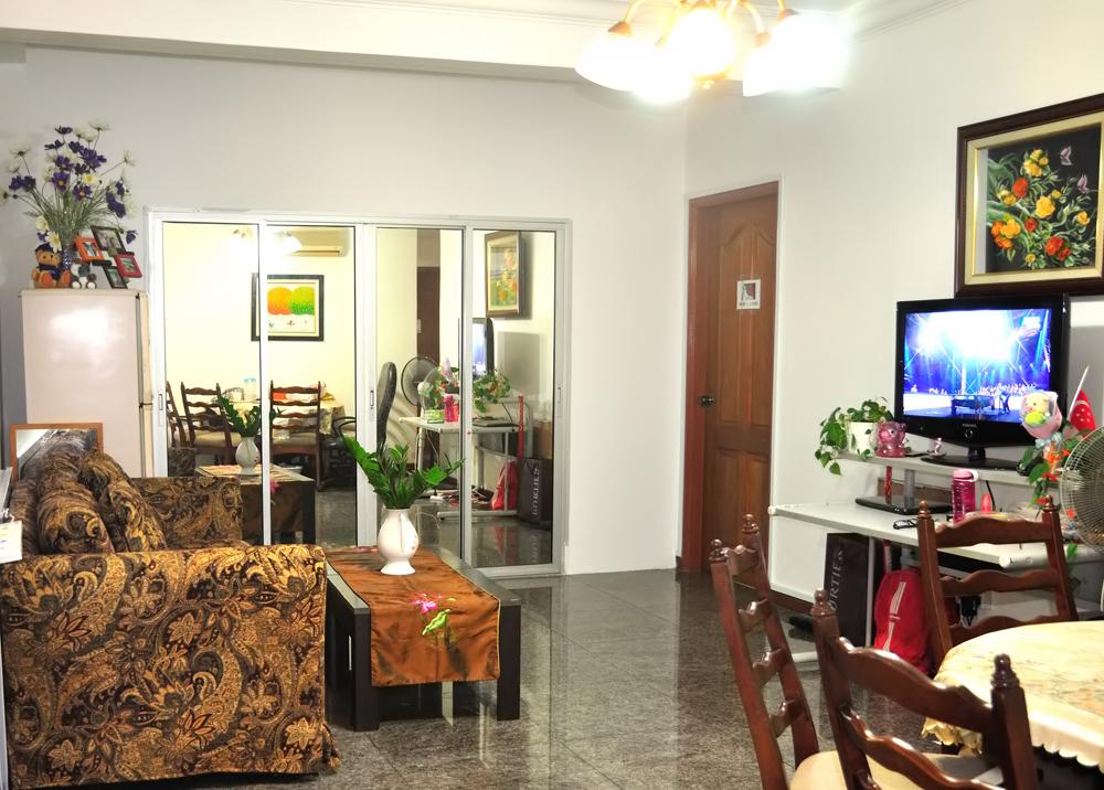 Cho thuê phòng dài hạn tại Singapore